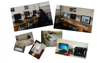 Illustration de l'Espace de travail et d'accueil du SEM Formation