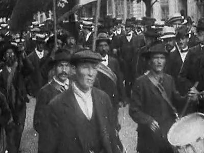 La Grève générale de 1918