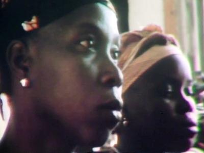 Les Paysannes de Casamance
