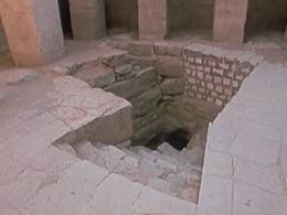 Égypte ancienne I : La Tombe de l'ancien empire, le mastaba