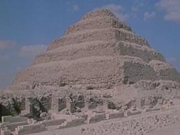 Égypte ancienne II : Le Complexe funéraire du roi Djéser