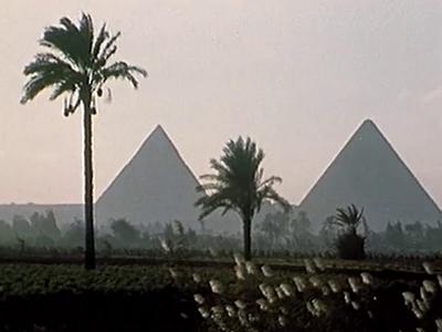 Égypte ancienne III : Les Pyramides de Gizeh
