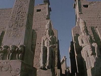 Égypte ancienne V : Le Temple de Louxor
