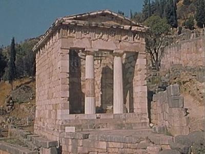 Grèce antique V : Les Grands Sanctuaires d'Apollon 2 : Delphes