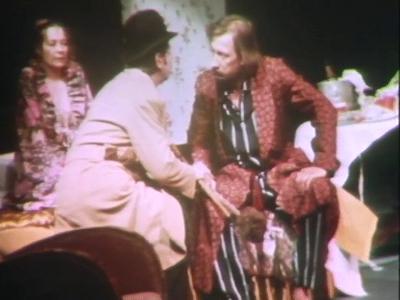 Création et signification du costume de théâtre dans Ubu roi