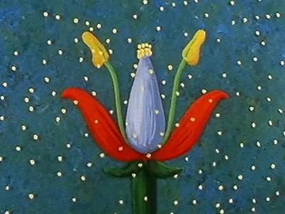 La Vie des plantes à fleurs II : La Fleur