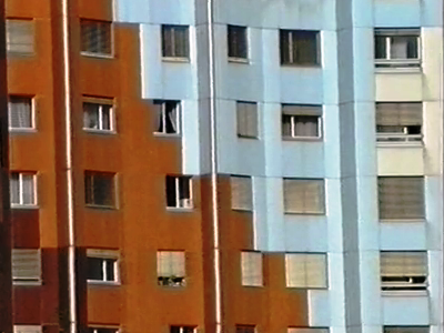 Couleurs de ville : une approche de l'architecture