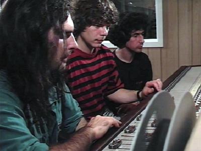 Histoire d'un CD II : Silence ! Studio…