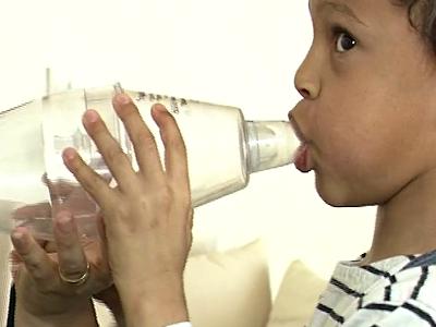 L'Enfant, l'asthme et l'école