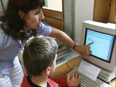 Le Réseau EduNet : Internet à l'école