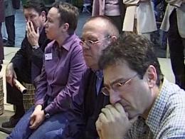 Salon du livre 2004 : Écoles et Entreprises