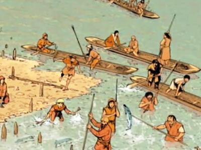 Pêche au brochet dans la baie de Morges