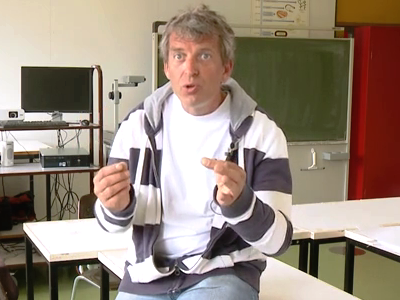 Les Experts de l'ECG: le témoignage de l'enseignant
