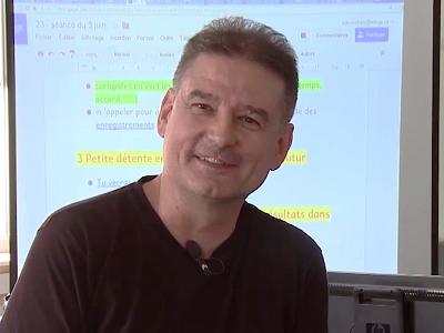 Apprendre le français avec Eduge.ch: l'interview de l'enseignant