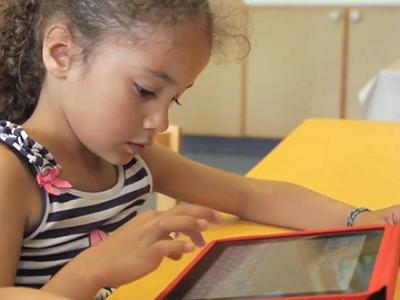 Tablettes numériques : des applications au primaire