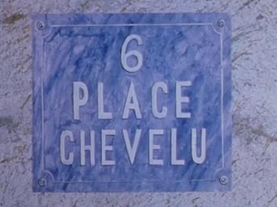 6 place Chevelu