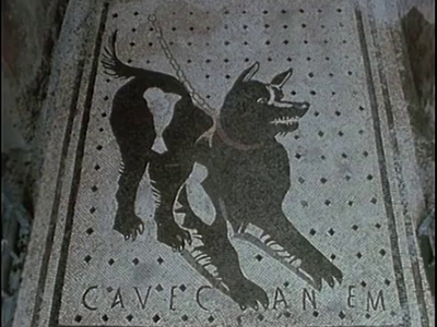 Rome I : Cave canem