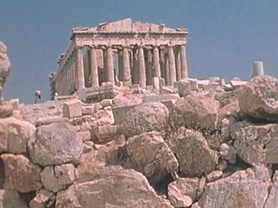 Grèce antique I : De l'Acropole de Mycènes à celle d'Athènes
