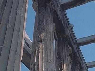 Grèce antique II : L'Architecture du Parthénon
