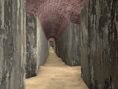 Les Galeries de contre-mines