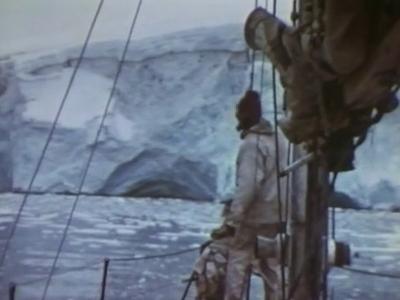 L'Antarctique à la voile