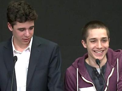 La Jeunesse débat IV : Grande finale