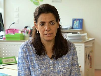 Tablettes numériques: un nouvel outil au bénéfice des élèves, interview de l'enseignante