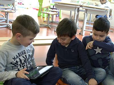 Tablettes numériques: un nouvel outil au bénéfice des élèves