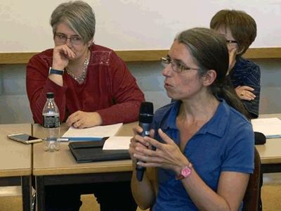 Conférence la science en culture : questions et réponses