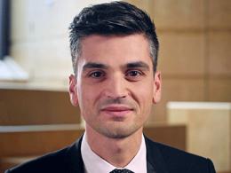 Les métiers du pouvoir judiciaire 1/4 – Endri Gega, procureur au Ministère public