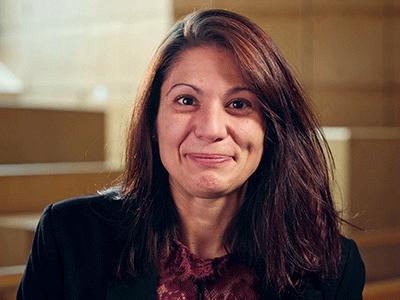 Les métiers du pouvoir judiciaire 4/4 – Sara d'Urso, greffière au Tribunal administratif de première instance