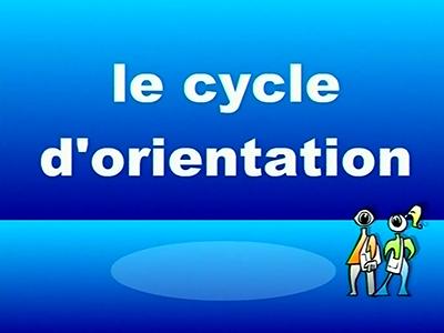Apprendre à Genève : du cycle d'orientation aux hautes écoles / 2005