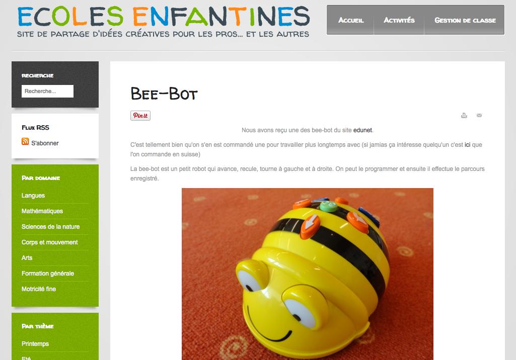 Bee Bot2