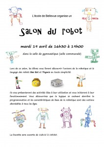 salon robot