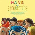 """Affiche """"Ma vie de Courgette"""""""