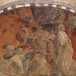 Le Déluge / Paolo Ucello / 1447 / Chiostro Verde / Sta Maria Novella / Florence