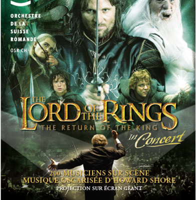 LORDS OF THE RINGS