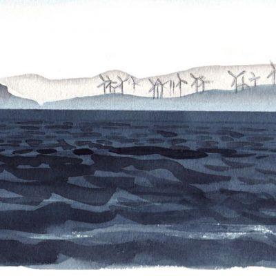 Notre île aux épices_dessin Matthieu Berthod