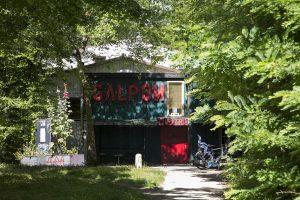 Theatre Galpon. Geneve. Suisse