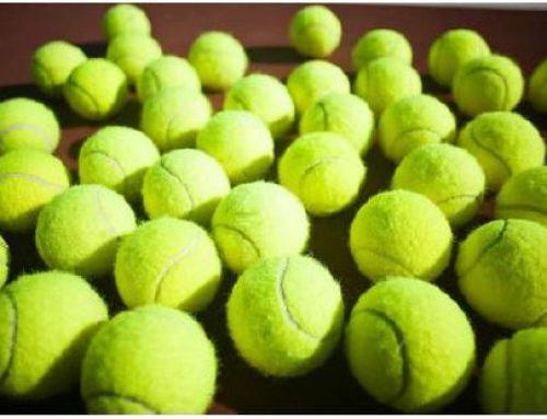 La balle jaune passe au vert ! une collaboration entre l'ARGT et l'Espace Entreprise afin d'inciter les clubs de tennis à recycler leurs balles.
