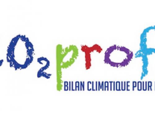 eCO2profil: Permettez à vos élèves d'agir pour le climat sur la base de leur bilan de gaz à effet de serre