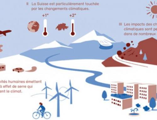 Données actuelles sur le changement climatique (12.2020)