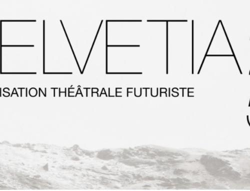 HELVETIA 2050: improvisation théâtrale futuriste (gratuit du 4 au 6 mars en ligne)