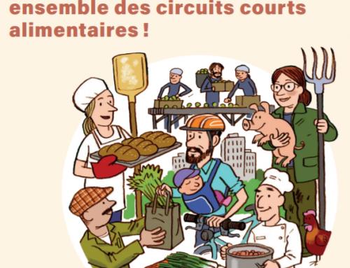 Conférences: construire ensemble des circuits courts alimentaires !
