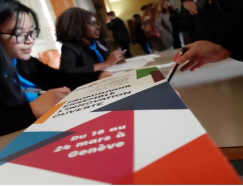 Open Geneva: l'innovation au service de la population