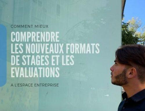 Comprendre les nouveaux formats de stages et les évaluations à l'EE