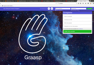 Graasp-1 : transmettre simplement des documents par Internet