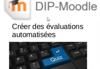 Moodle: Créer des évaluations automatisées – niveau 2 / SEM-10913