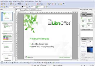 LibreOffice Impress (cours avancé) / SEM-10257