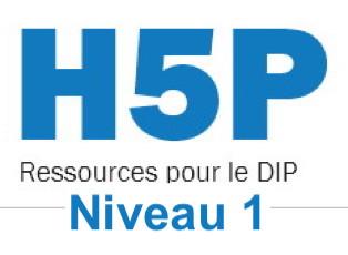 Produire du contenu interactif avec le module d'activité H5P – niveau 1 / SEM-10921